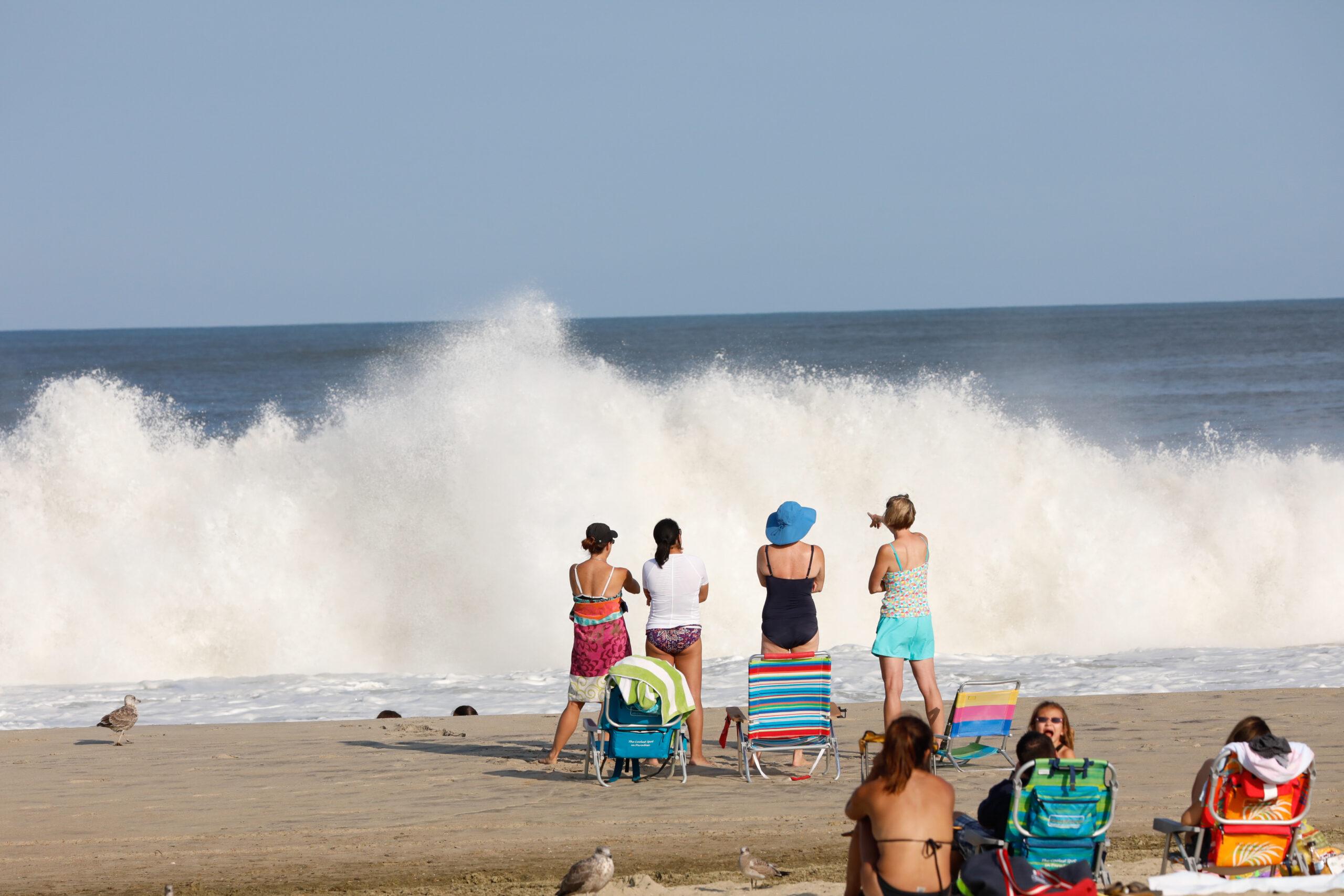 Sea Bright Beach 2020 rules